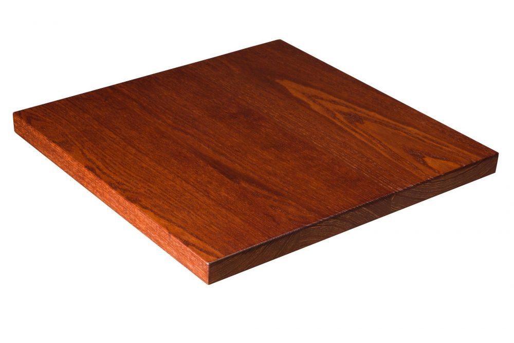 Solid Ash - Cherry Stain