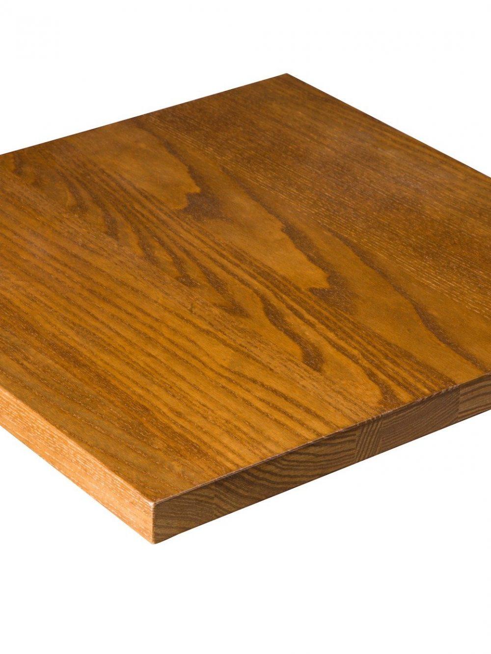 Solid Ash - Rustic Oak