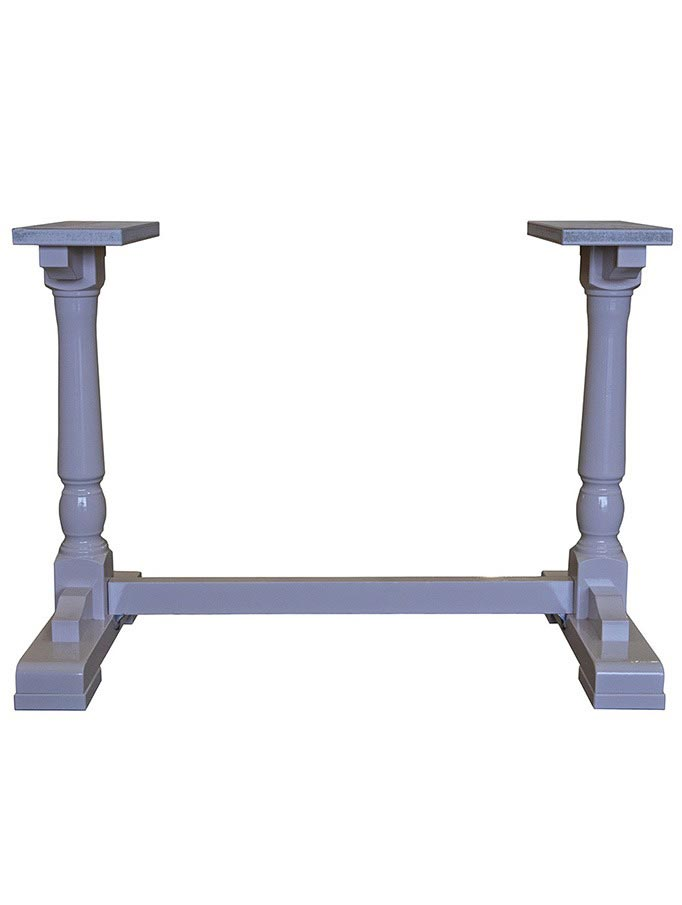 Henley Double Dining Table Base - Contract Furniture