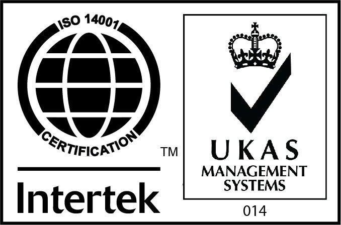 Carlick ISO 14001 Logo
