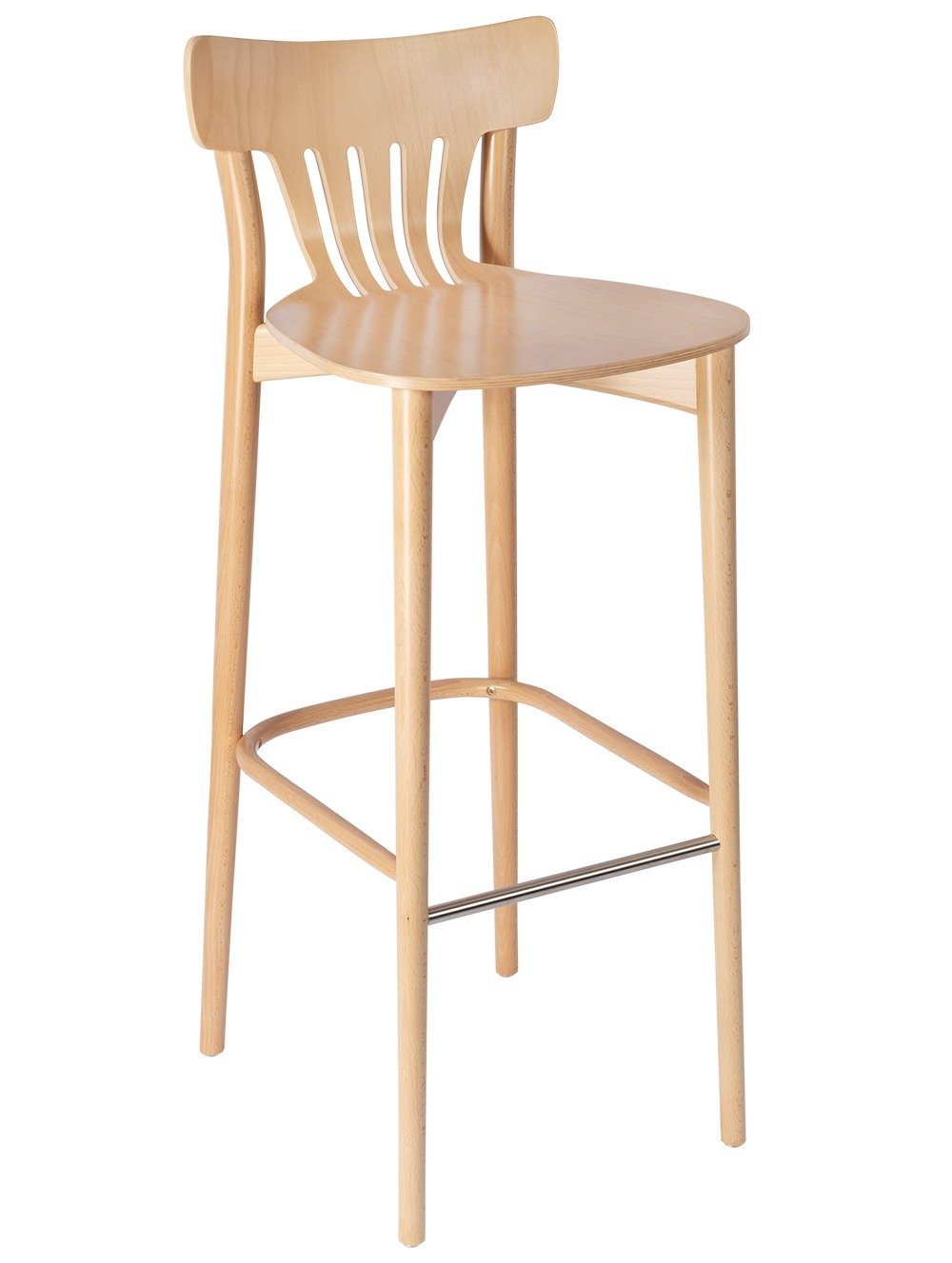 Chiltern Fan Back High Stool | Carlick Contract Furniture