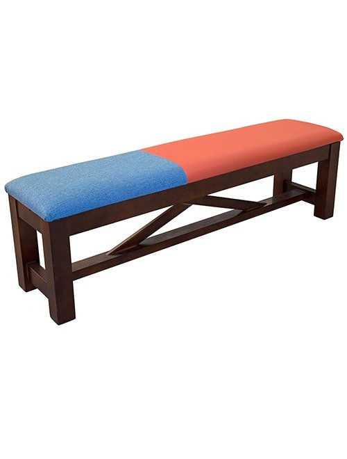Tressle Bench | Custom Benches & Chairs | Carlick Contract Furniture