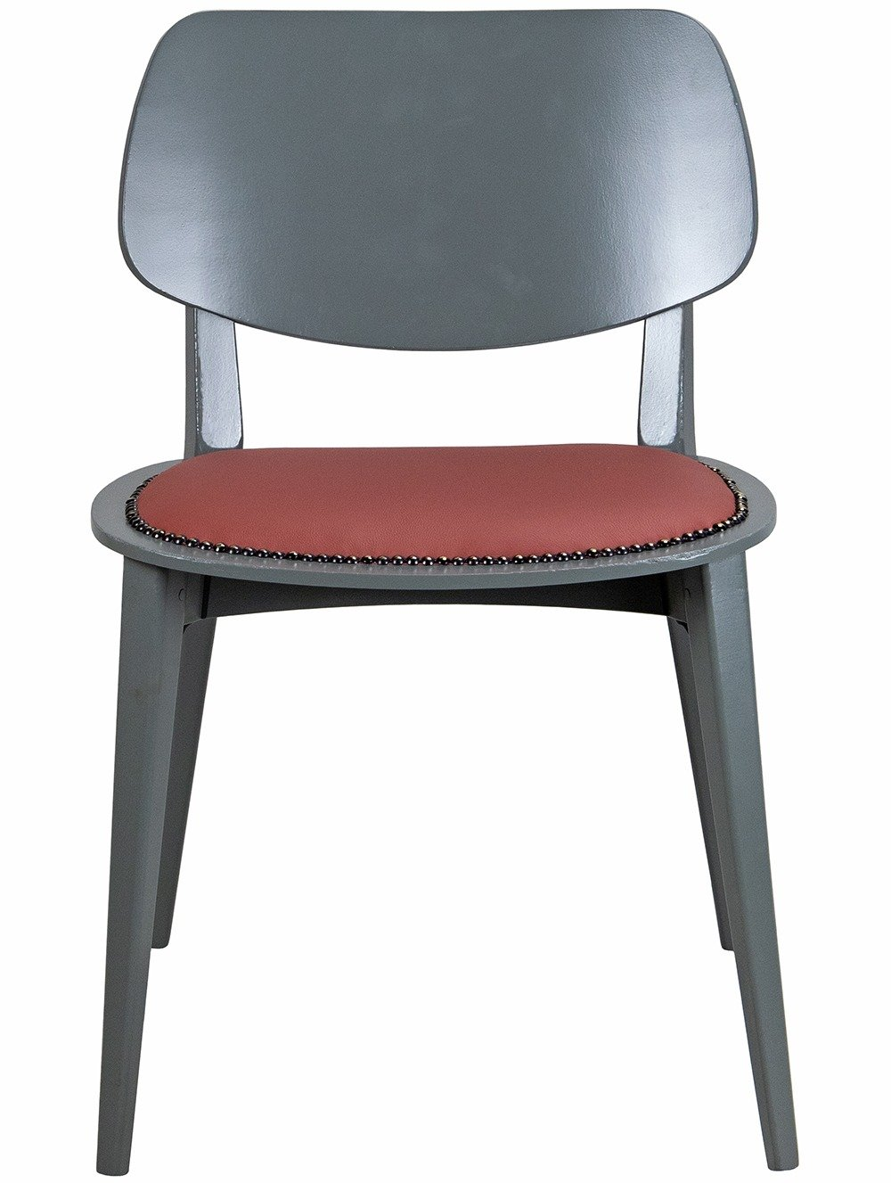 Front view of Doll Side Chair