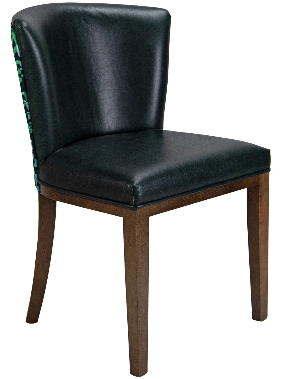 Harper Side Chair from a 45 degree angle