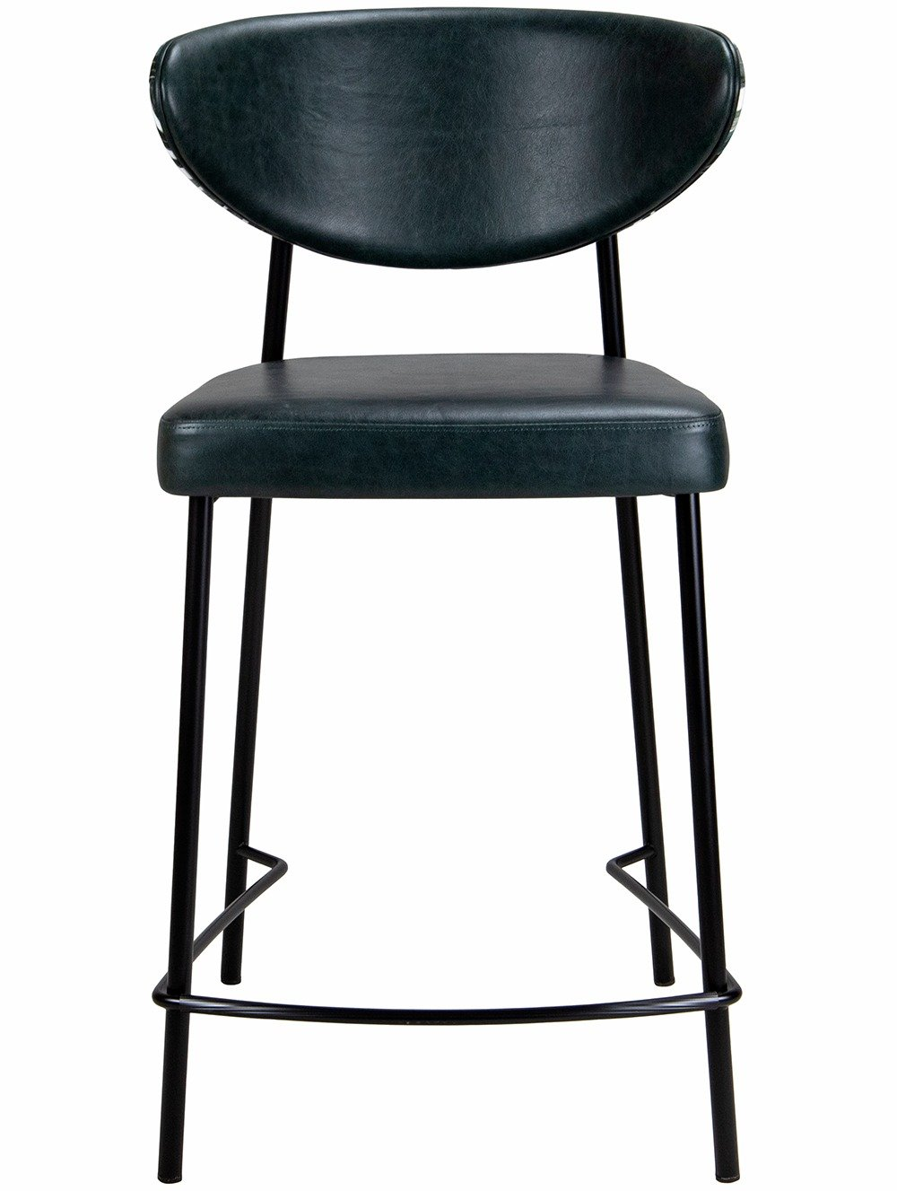 Ivy Mid High Stool from the front