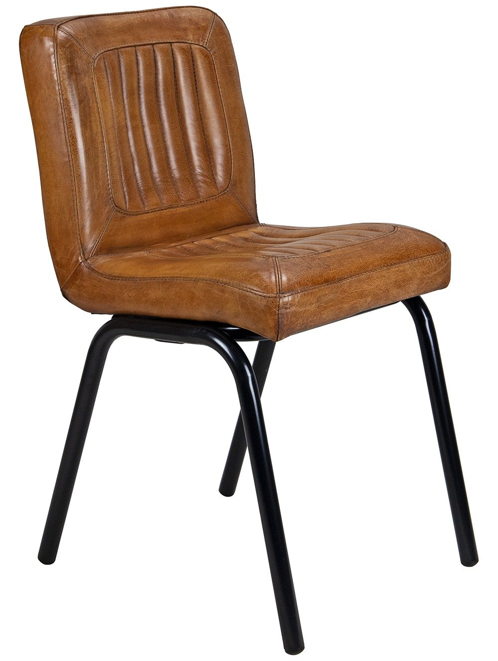 Jenson Side Chair from a 45 degree angle