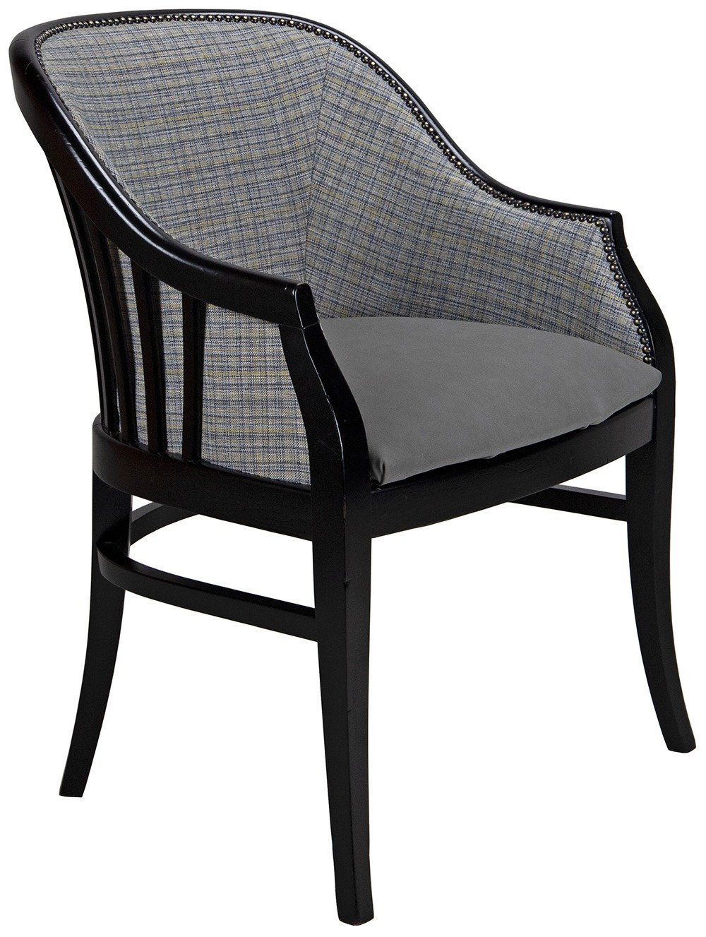 Washington Arm Chair from a 45 degree angle