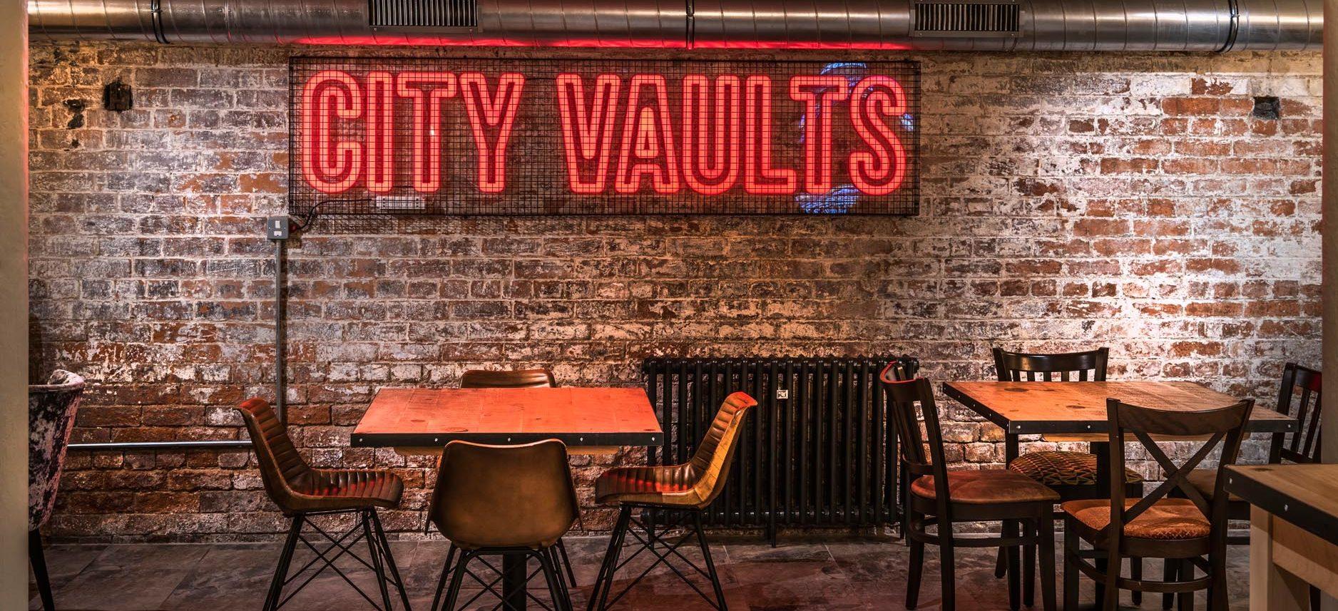 City Vaults 1