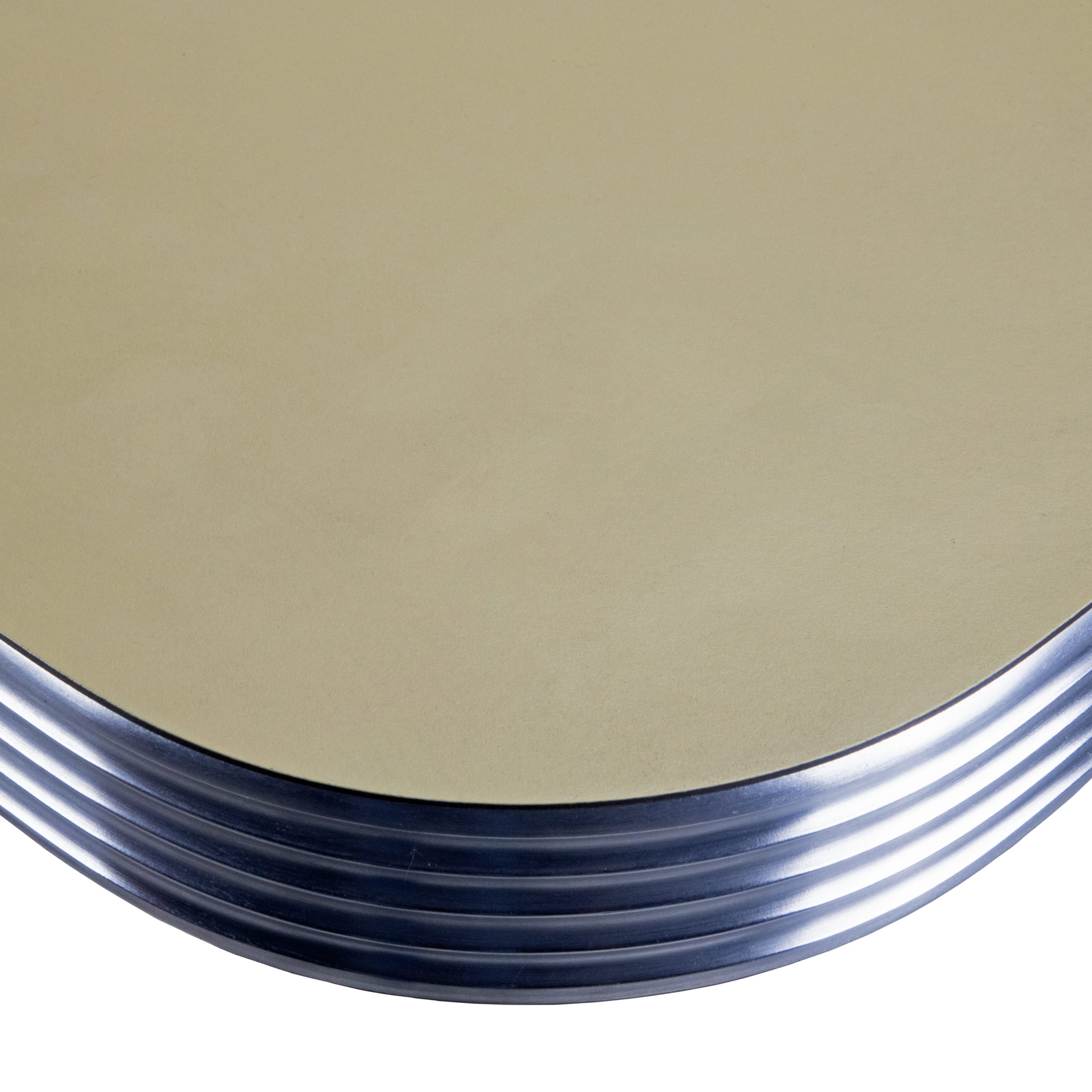 30mm Chipboard table top with Aluminium edge