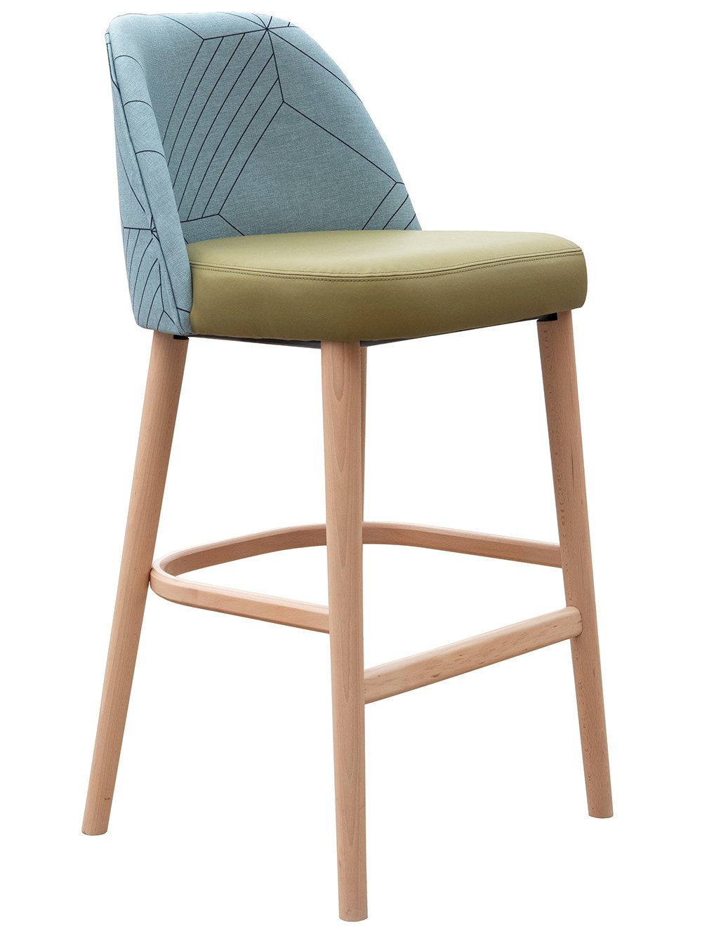 Calm high stool