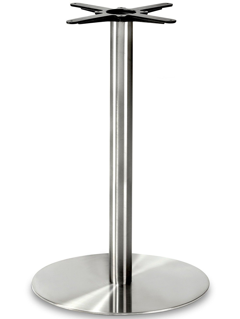 profile large round mid-height chrome